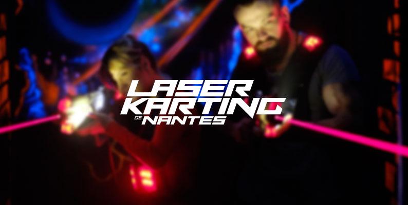 Laser Karting de Nantes